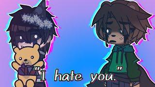 """I hate you""/mikevictim/Fnaf4 bullies//My AU/short"