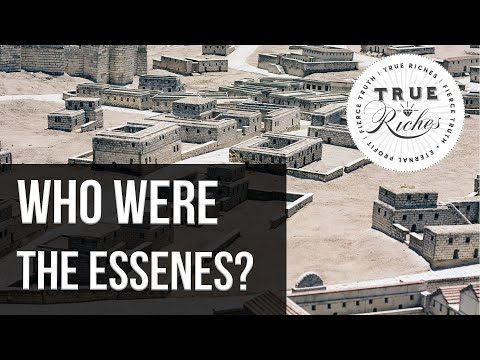 Who Were The Essenes? - Ancient Israel 101
