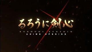 Rurouni Kenshin (Samurai X) Live Action - Anime Opening