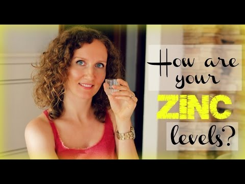 How To Test Your Zinc Levels At Home + Zinc Deficiency Symptoms