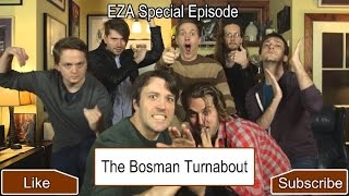 The Bosman Turnabout (The Trial of Kyle Bosman X Ace Attorney)