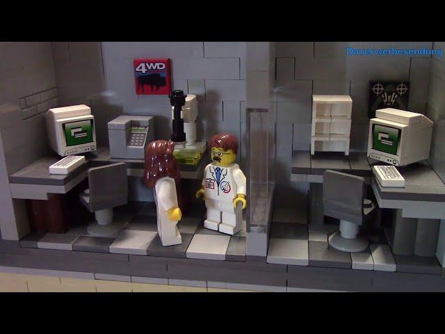 Der Half-Life MOC aus LEGO®
