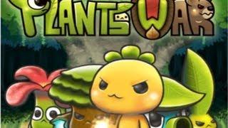 Plants War - iPad 2 - HD Sneak Peek Gameplay Trailer