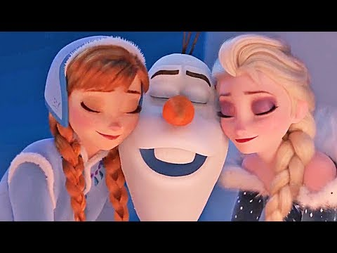 """Olaf's Frozen Adventure """"When We're Together"""" First Look 