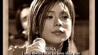 Nina - I Will Always Stay In Love This Way