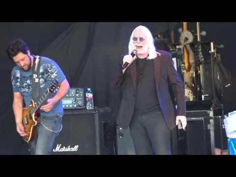 Edgar Winter Live 2017 =] Rock and Roll, Hoochie Koo [= Woodlands, TX - 8/18