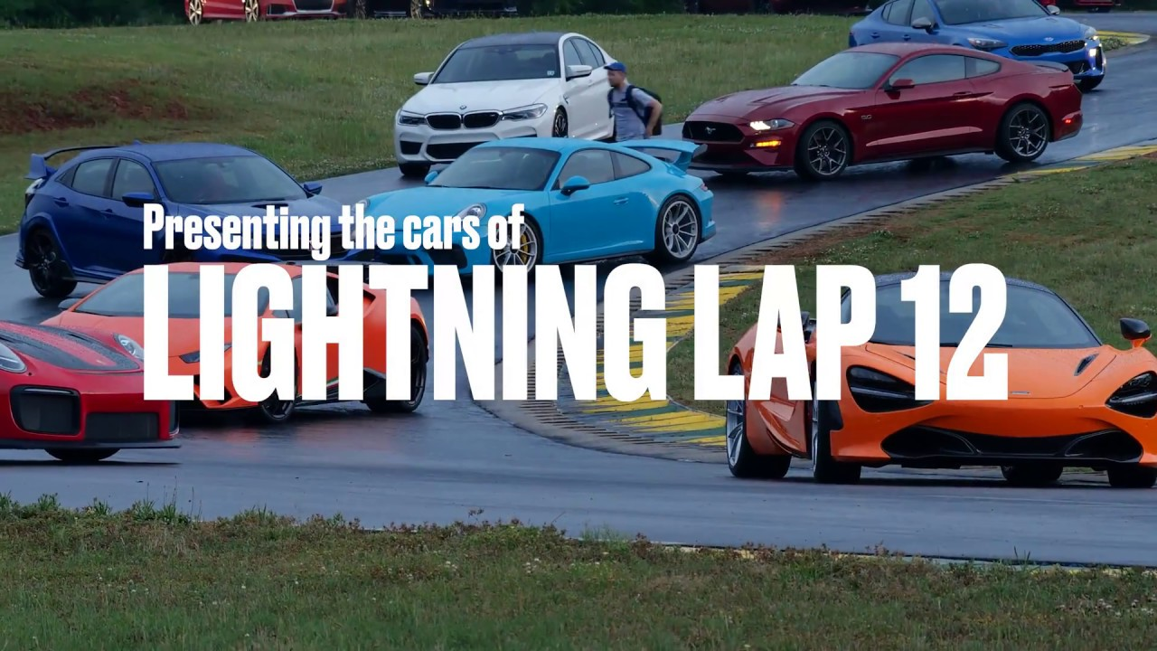 Lightning Lap 2018 Winners Lap Times And A New Record Setting Porsche