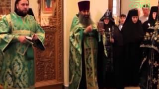 Иверская икона Богоматери в Горненской обители(В Горненский женский монастырь в Иерусалиме со святой горы Афон доставлена Иверская икона Божией Матери...., 2015-06-13T13:25:18.000Z)