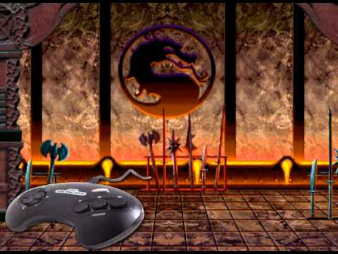 MK2 - The Armory - Arcade,SNES & Genesis = Music Comparison
