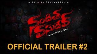 Nanditha Vasudev Movie Official Trailer2 | A Film By VikramAditya | Independent Telugu Movie|
