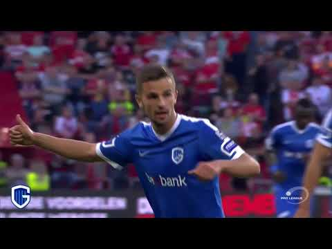 Albert Stuivenberg over Antwerp - KRC Genk