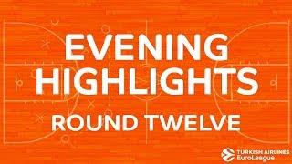 Tadim Evening Хайлайты: Regular Season, Round 12 - Friday