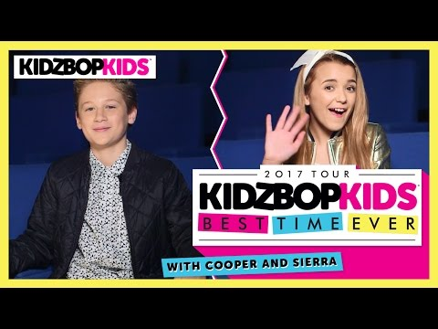 Best Time Ever with Cooper & Sierra from The KIDZ BOP Kids