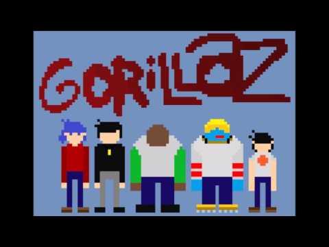 (8-bit)Last Living Souls~Gorillaz
