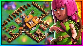 "YOU NEED To SEE THIS ""BUILDERS VILLAGE"" GLITCH in Clash of Clans!"