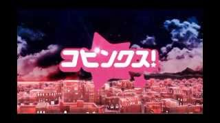 静岡朝日テレビ情報番組「コピンクス!」OP ♪リバース 2012.10-2013.03.