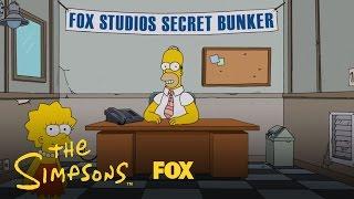 Homer Live - Homer for President | Season 27 | The SIMPSONS