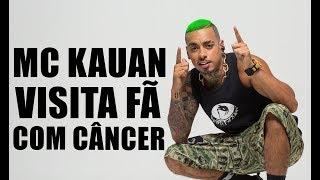 Mc Kauan Visita Fã com Câncer - FunkTv Visita Maykon Ventura
