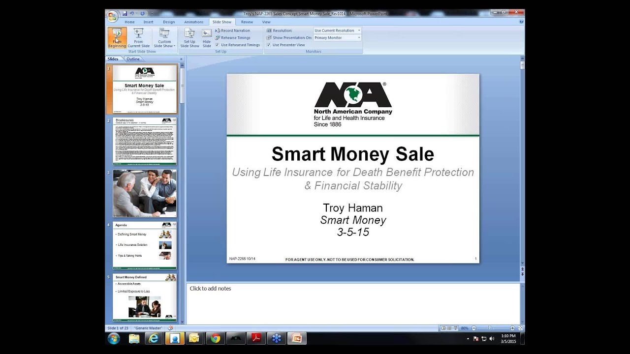 Smart Money Concept using Indexed Universal Life Insurance ...