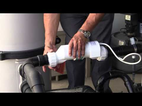 How To Clean Your Hayward Salt Chlorination Turbocell You