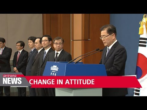 'Maximum pressure' on Pyongyang may have caused change in attitude
