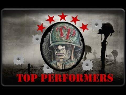Playoffs!!!  Top Performers vs Artists of War!