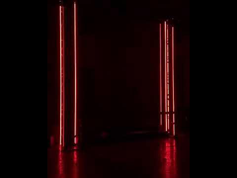 Светодиодное оформление сценических конструкций