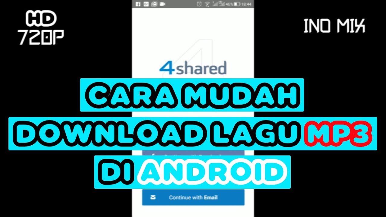 Cara download lagu mp3 lengkap di hp android & pc laptop mastekno.
