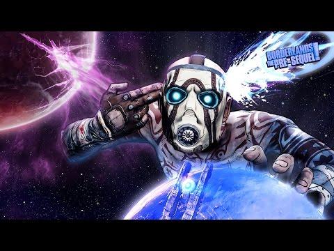 Borderlands The Pre-Sequel All Cutscenes (Game Movie) 1080p HD