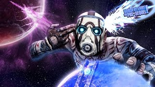 Borderlands The Pre-Sequel All Cutscenes (Game Movie) 1080p HD