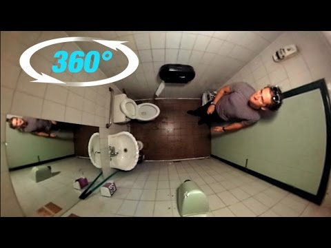 360 Camera In Places You've Never Seen