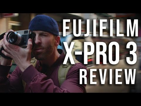 FUJIFILM X-Pro3   Hands-on Review