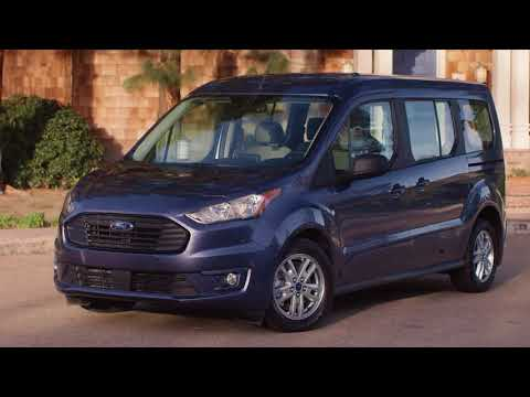 Ford Transit Connect Passenger Wagon Preview