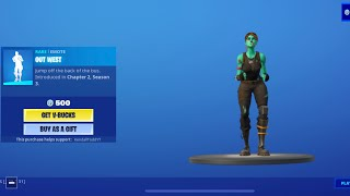 Fortnite Item Shop (August 7, 2020) (Fortnite Battle Royale) NEW OUT WEST EMOTE