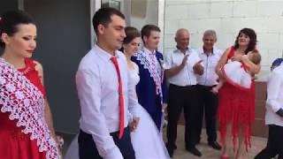 Свадьба в Молдавии.Часть 2. Загс.Ресторан.