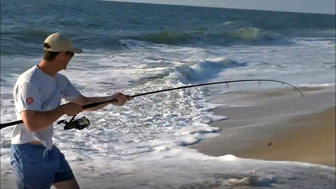 5 Surf Fishing Tips for Beginners