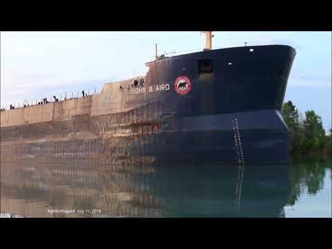 Remembering the ship JOHN B. AIRD  (1983-2017)