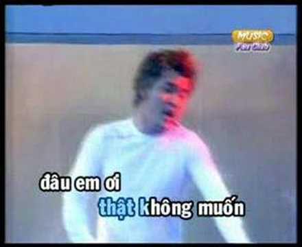anh khong muon bat cong voi em BY: ung hoang phuc karaoke
