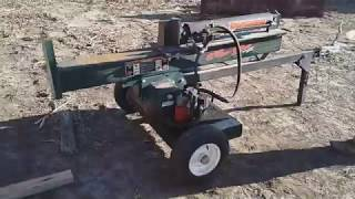Swisher 22 Ton Log Splitter