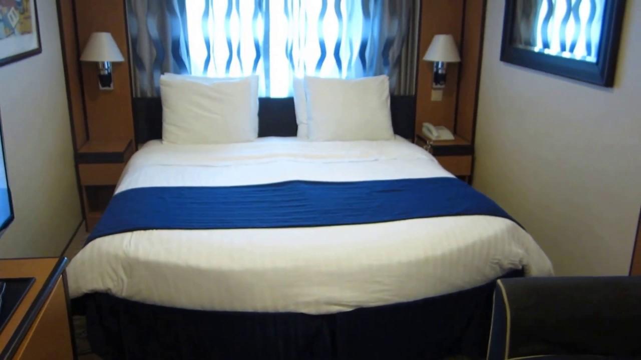 Royal Caribbean Jewel Of The Seas Room Tour Youtube