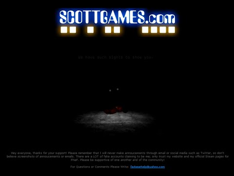Teoria fnaf 4 fan made teaser picture youtube