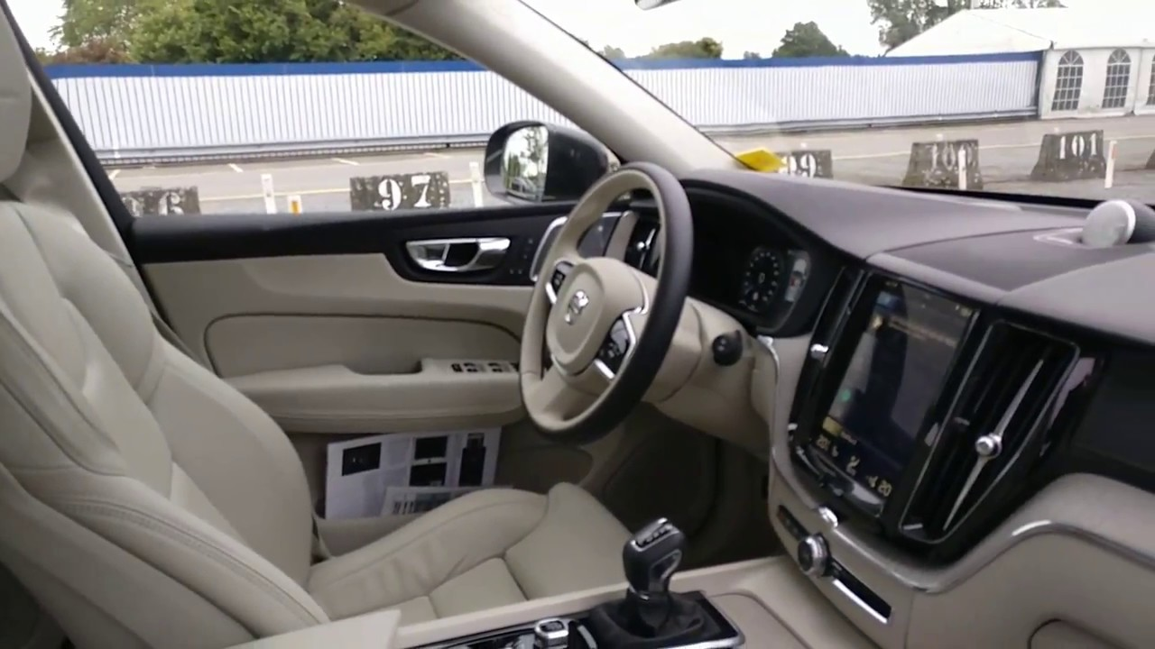 The All New 2018 Volvo Xc60 D5 Inscription Not Comment Youtube