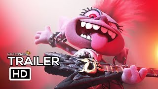 Download TROLLS 2: WORLD TOUR Official Trailer (2020) Anna Kendrick, Justin Timberlake Movie HD Mp3 and Videos