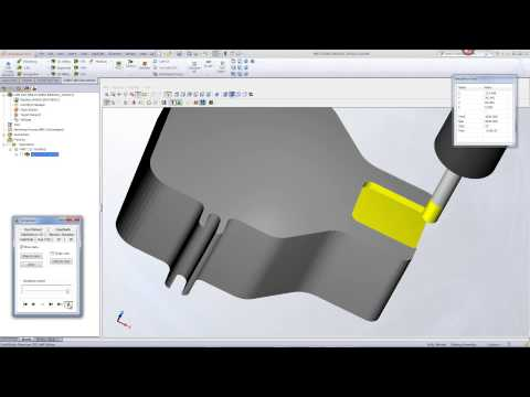 SolidCAM University: Working With Open Pockets