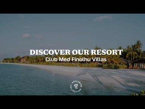 Discover Club Med the Finolhu Villas in Maldives