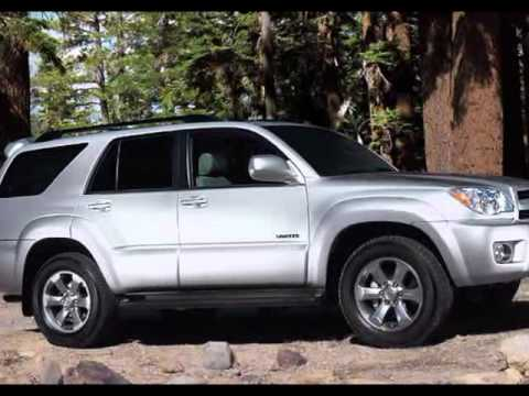 2007 toyota 4runner 2wd 4dr v6 sr5 youtube. Black Bedroom Furniture Sets. Home Design Ideas