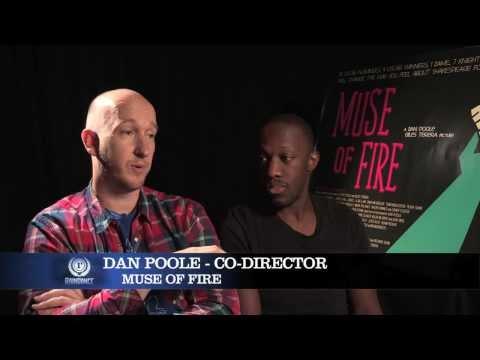 Glies Terera & Dan Poole: Director Interview   Muse of Fire