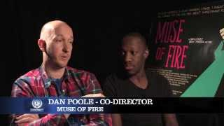 Glies Terera & Dan Poole: Director Interview | Muse of Fire