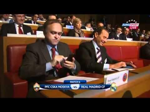 Лига Чемпионов 2012/2013 - football-
