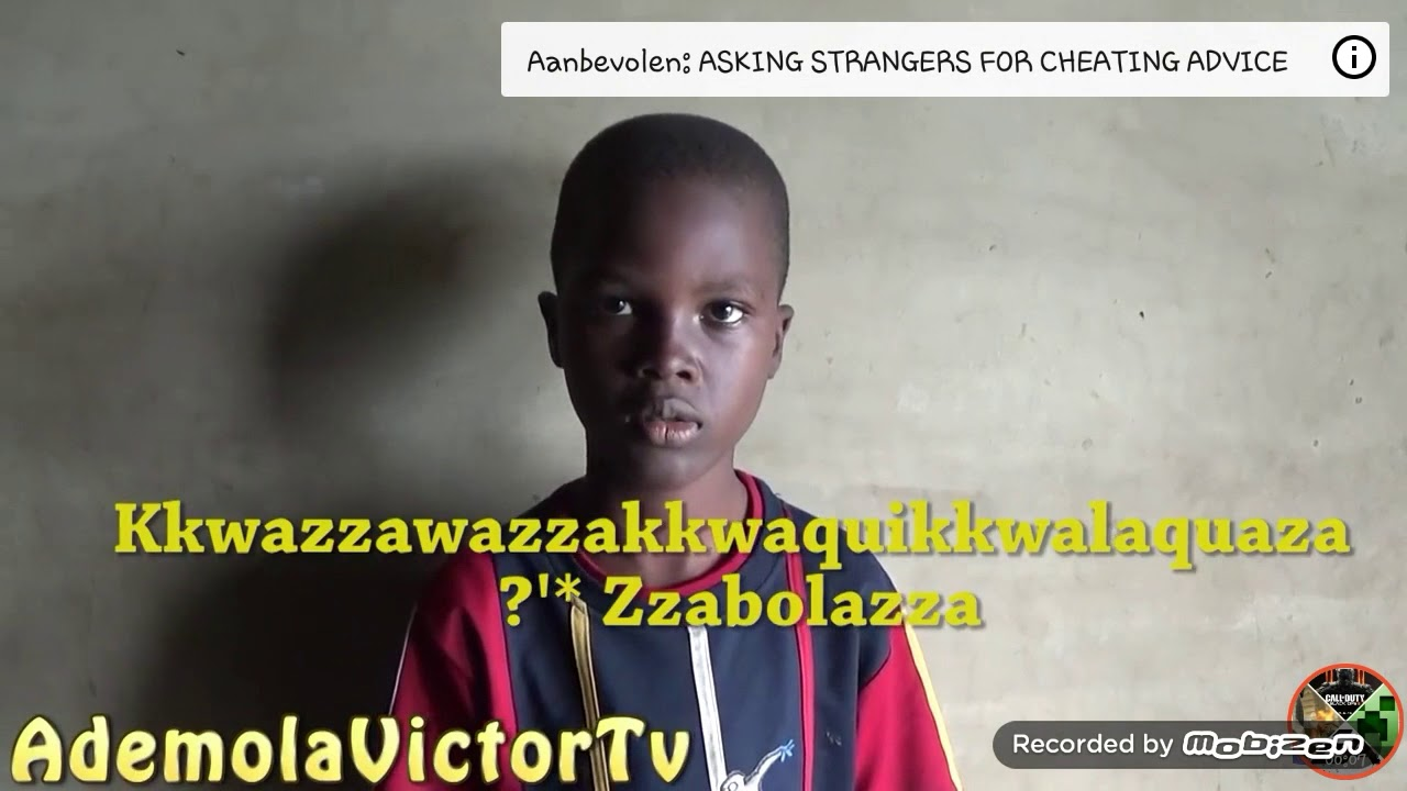 African Boy Names: African Boy With Longest Name?!